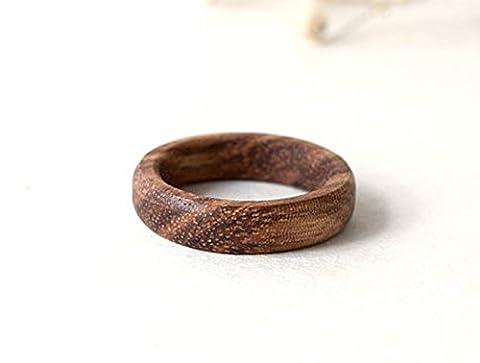 Zebra Wood Ring, Wood Band, Men Ring, Zebrano Wood Ring, Women Wedding Band, Wood Ring, Custom Ring, Wedding Men Ring, Wood Wedding Jewelry, Wood Jewelry, Personalized