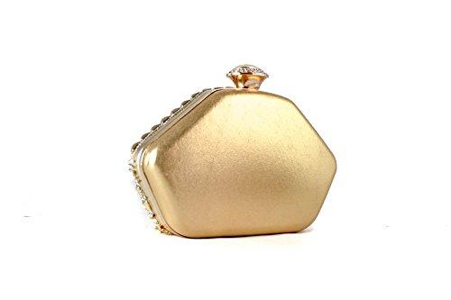 RedFox, Poschette giorno donna Gold