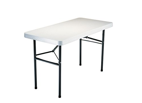 Table pliante rectangulaire 122cm Lifetime ref 4446