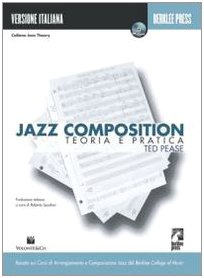 Jazz composition. Teoria e pratica. Con CD Audio