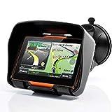 BW® All Terrain 4.3' Moto GPS Système de Navigation Rage étanche...