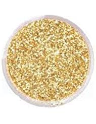 Glitter Eyeshadow Makeup for Eyes Face Body (Glitter Gold)