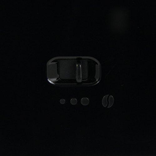 31PuFL4fNZL. SS500  - Melitta E950-101 CAFFEO Bean to Cup Coffee Machine, Solo, Plastic, 1400 W, 1.2 liters, Black