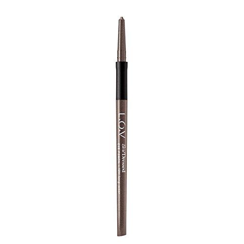 L.O.V - Eyeliner - BEST DRESSED metallic eye pencil 12H long wear 270