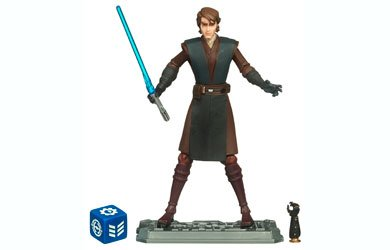 Star Wars The Clone Wars – Anakin Skywalker – CW45 (Import Royaume Uni)