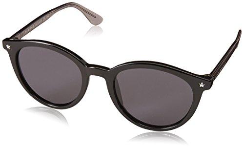 Tommy hilfiger th 1551/s, occhiali da sole donna, black, 51