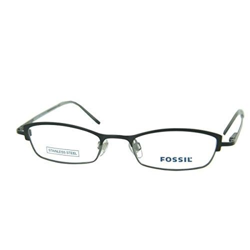 Fossil Brille Manchester schwarz OF1056001