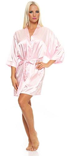 AE - Robe de chambre - Femme rose clair