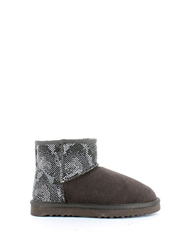 Ugg boot in camoscio marrone con strass N. 40