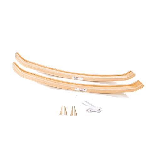 Köglis Allround Swing Sp550mm - Untergestell aus Holz für - Schaukelpferd - Schaukelstuhl - Babywippe - Schaukelsessel - bis 250KG belastbar