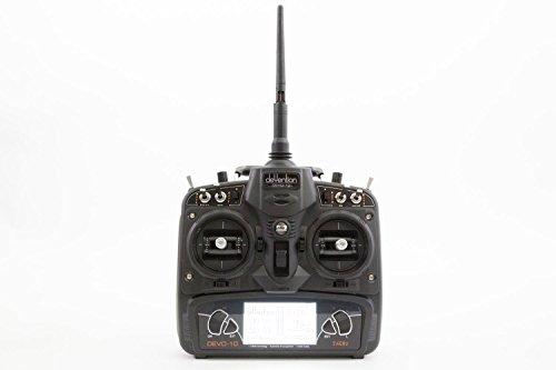 XciteRC 15003850 - FPV Racing Quadrocopter Furious 320 RTF mit Full HD Kamera, Videobrille Goggle V2, GPS, OSD, Akku, Ladegerät und Devo 10 Fernsteuerung, weiß - 14