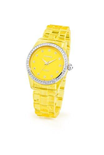 Relojes Brosway - relojes para mujer T-COLOR amarillo translúcido