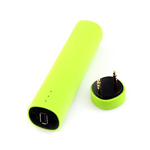 external-4000mah-power-bank-w-built-in-speaker-stand-green-for-apple-blackberry-priv-blackberry-leap