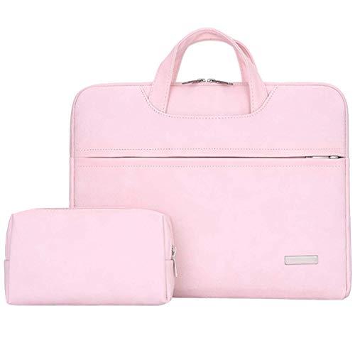 Giow 13-Zoll-Laptop-Tasche, leichte Tasche Aktentasche Schulter Messenger Schutztasche für iPad/MacBook Pro 13-Zoll-Ultrabook HP Lenovo Dell Chromebook