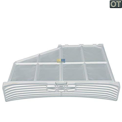 ORIGINAL Electrolux AEG 1366339024 Flusensieb Sieb Filter Wäschetrocknersieb Wäschetrocknerflusenfilter 325 x 66 x 225 mm Wäschetrockner Trockner auch Zanussi