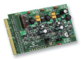 PICTAIL PLUS, BUCK/BOOST CONV, BOARD AC164133 By MICROCHIP -