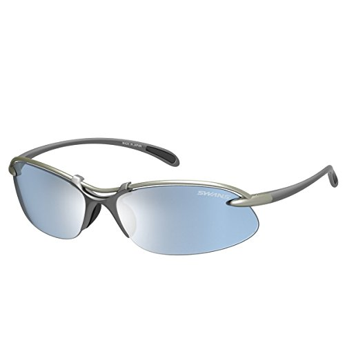 SWANS Sonnenbrille Airless Wave SA-516 CPG Made in Japan