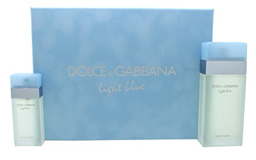 Dolce & Gabbana Light Blue Confezione Regalo 100ml EDT + 25ml EDT