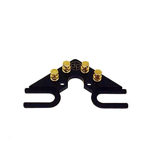 The STRING BUTLER® V3 BK - Premium Series - gold Screw & gold Role -