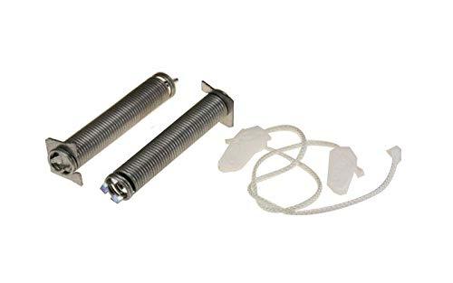 Türscharnierfedern + Seilzüge, Reparatursatz 00754867