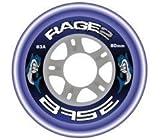 BASE Hockey Outdoor Rolle Rage2-4-er Set