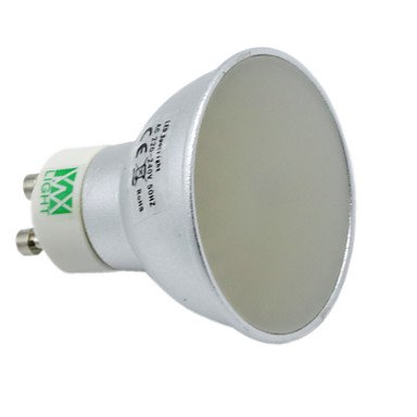 5W GU10 GU5.3(MR16) Spot LED MR16 128 diodes électroluminescentes SMD 3014 Intensité Réglable Décorative Blanc Chaud Blanc Froid Blanc ( Connecteur : GU5.3 , Tension : 110V )