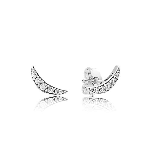 Pandora orecchini a perno donna argento - 297569cz