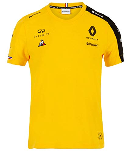 Camiseta Renault F1 Equipo M