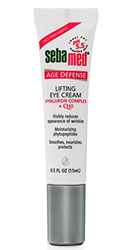 Sebamed Anti-Aging Augencreme, 15 ml