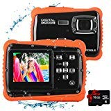 Best Digital Camera For Kids Waterproofs - Kids Waterproof Camera Digital Camera for 4-10 Years Review