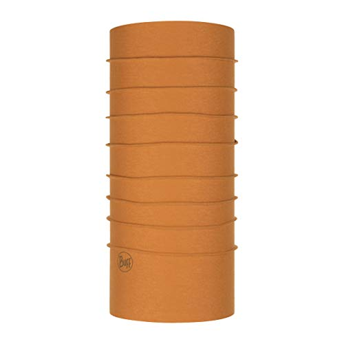 Buff Solid Unisex Adulto, Orange, Talla única