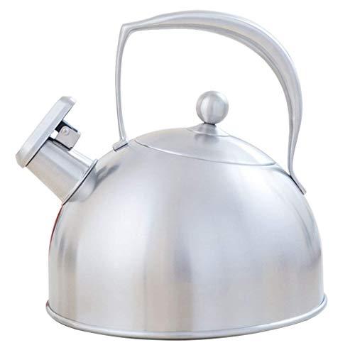 BWP Induktionsherd Wasserkocher 304 Edelstahl Teekanne Haushaltsgaskessel 3L