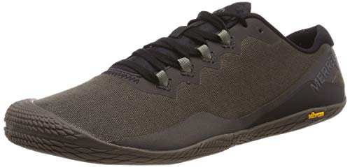 Merrell Herren Vapor Glove 3 Cotton Sneaker, Grün (Dusty Olive), 45 EU