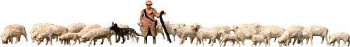 158051 - Faller Z - Figuren - Schäfer und Schafe