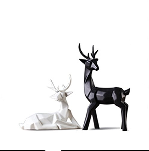 decoration-danimaux-decoration-en-porcelaine-cerf-artificial-flower-lavande-artisanat-en-ceramique-m