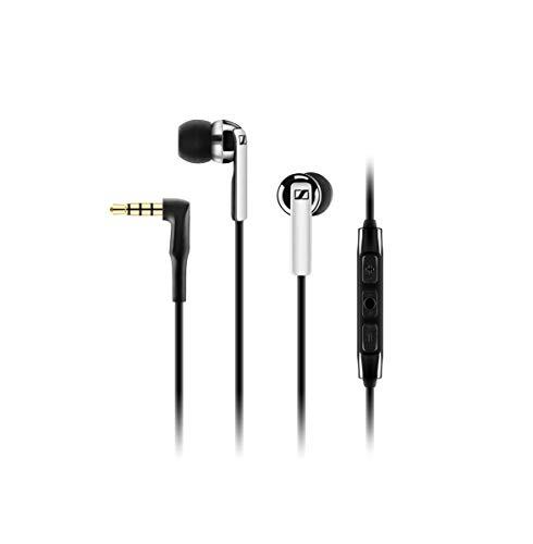 Sennheiser CX 2.00i - Auriculares in-ear (compatible iPhone/iPod/iPad)