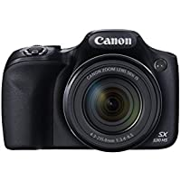 Canon PowerShot SX530 16MP HD Digital SLR Camera with 50x Optical Zoom HS Bridge Camera (Black)