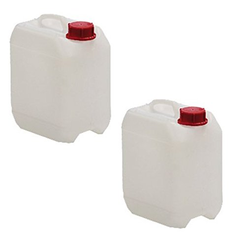 2 x 5 Liter Camping Wasserkanister Kanister Wasserbehälter 5l