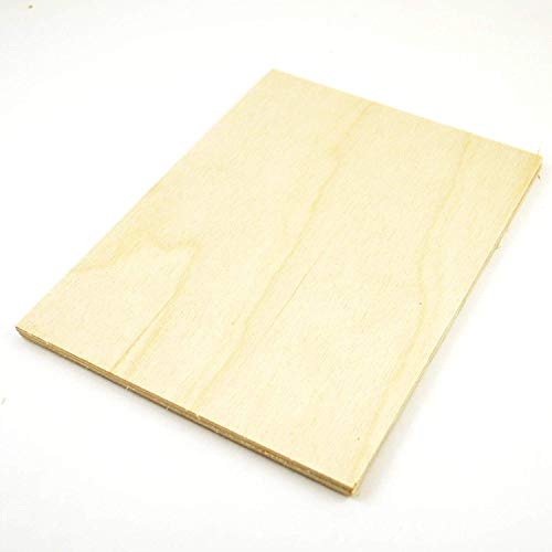 Lasercutouts - 1 hoja madera contrachapada corte láser