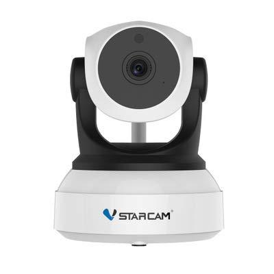 SYXZ Überwachungskamera 720P Netzwerkkamera WiFi Überwachungskamera Infrarot Nachtsicht Ptz Kamera Mobile View Remote Home