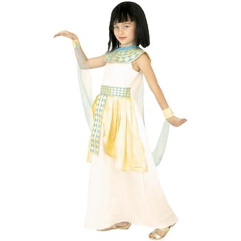 Cesar - Disfraz de egipcia para niña, talla 5 - 7 años (F232-002)