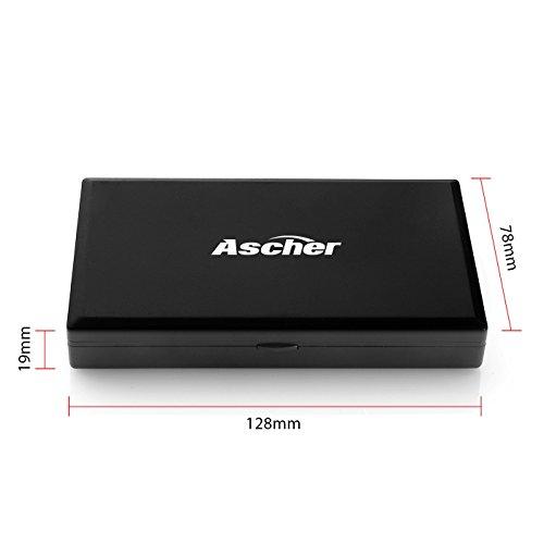 Ascher Digitale Taschenwaage - 3