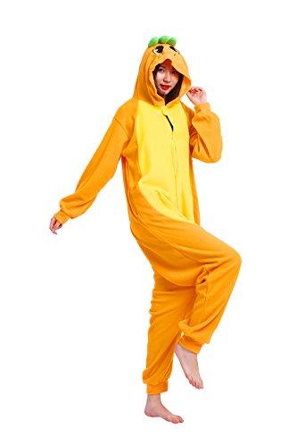 Imagen de magicmode unisex cosplay disfraces de animales kigurumi pijamas adultos enterizo anime sudadera con capucha ropa de dormir de zanahoria s alternativa