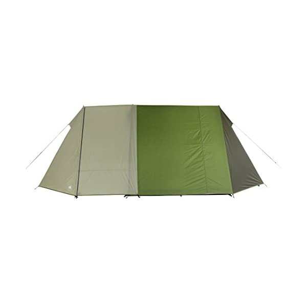10T Outdoor Equipment Waterproof Mungaro Unisex Outdoor Frame Tent available in Grey - 3 Persons 3