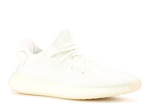 "Adidas Yeezy Boost 350 V2 ""Cream White"" - CWHITE/CWHITE/CWHITE Trainer"