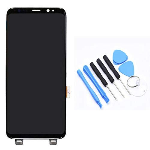 Dailyinshop LCD-Anzeigen-Screen-Analog-Digital wandler ohne Rahmen Handy-Ersatzteile für Samsung S8 Plus-G955F / G955AVTP
