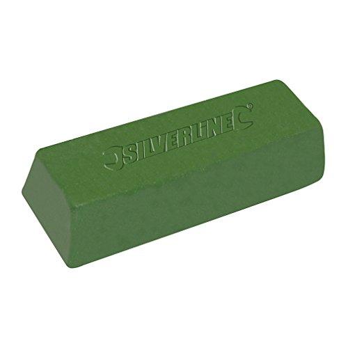 silverline-107889-polierpaste-grun-500-g
