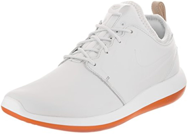 Nike Hombre Roshe Dos Cuero Prm Zapatillas running