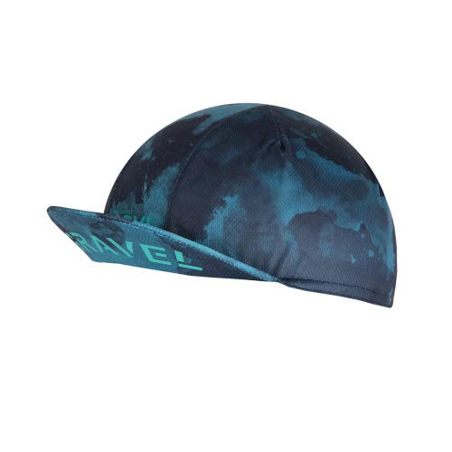 Imagen de platzangst grvl cycling cap   para ciclismo, color azul alternativa