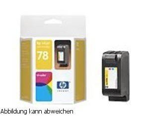 Preisvergleich Produktbild HP 78Tintenpatrone für Deskjet 930C/cm/940C/950C/970CXI/990Cxi, Photosmart P1000/P1100und Deskjet 1220C